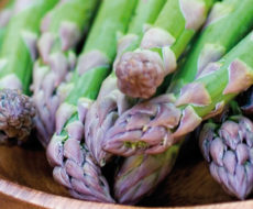 Discovering asparagus